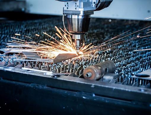 Taglio laser di precisione per Metalli